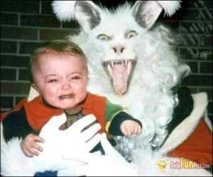 Easter Bunnies Aren't Real